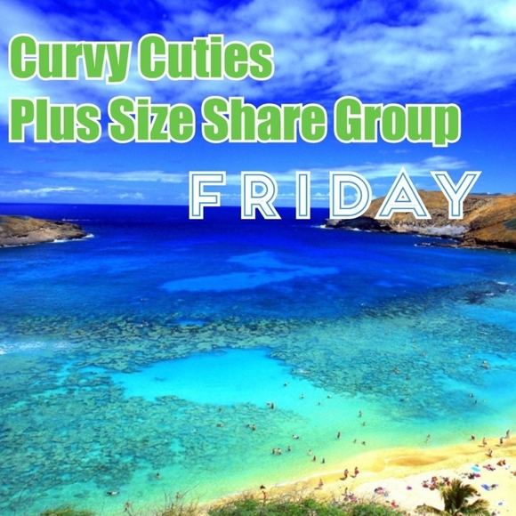 6/11 PLUS SIZE SHARE GROUP: CURVY CUTIES